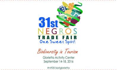 31st Negros Trade Fair at the Glorietta Activity Center