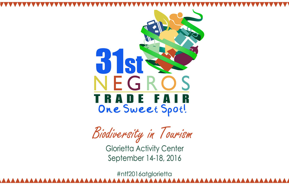 31st Negros Trade Fair at the Glorietta Activity Center
