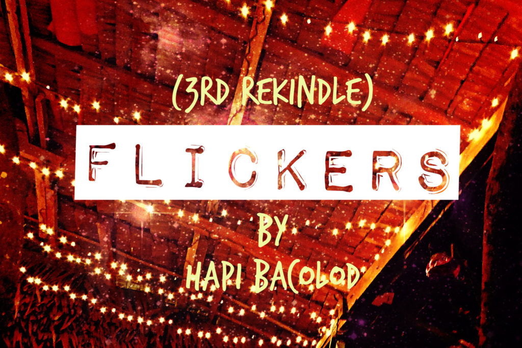 Flickers 3rd ReKindle Run by HAPI Bacolod