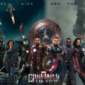 Captain America Civil War Review by Mea in Bacolod