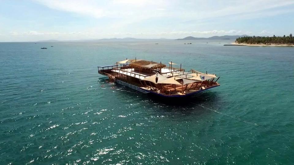 An Invitation to TawHai Floating Bar at Lakawon Beach Resort