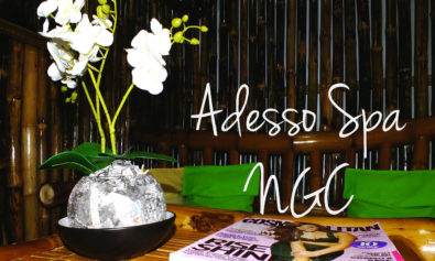 Adesso Spa and Salon NGC is NOW OPEN