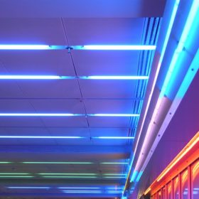 LED Light Tube CD-R King