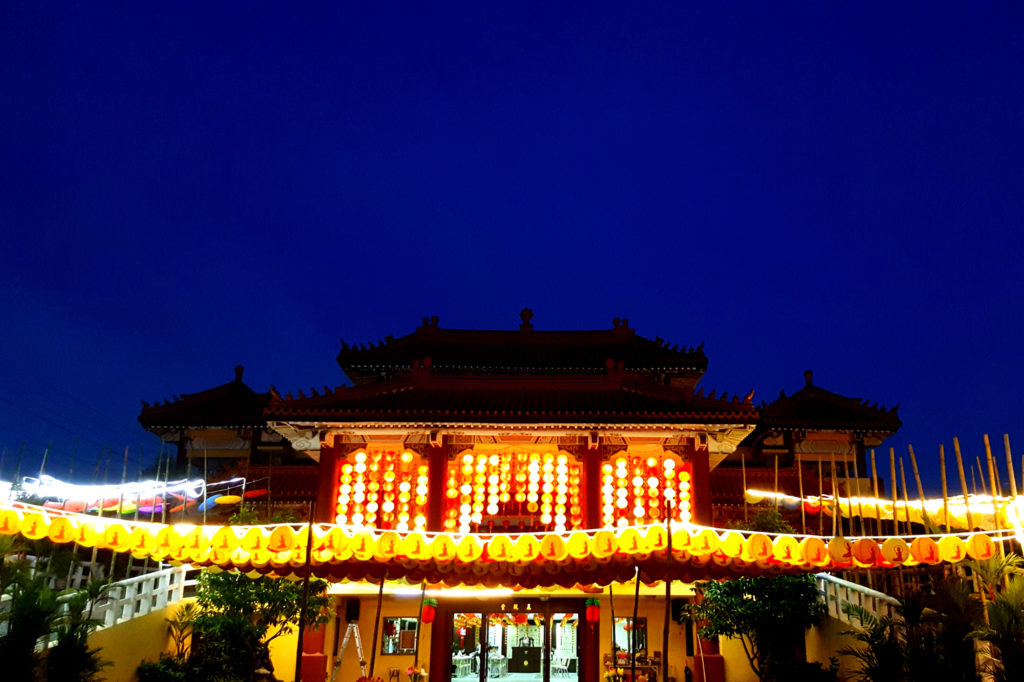 Yuan Thong Temple Bacolod
