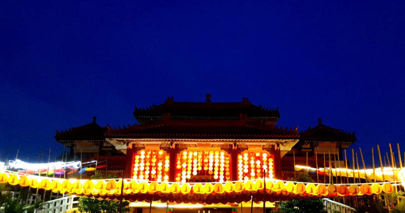 Yuan Thong Temple Bacolod