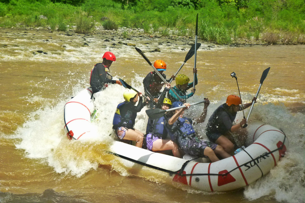 Great White Rafting Tour CDO Review   Mea in Bacolod