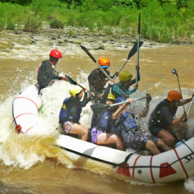 Great White Rafting Tour CDO Review | Mea in Bacolod