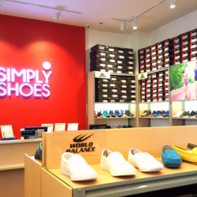 Affordable Everyday Footwear at the Simply Shoes Shoe Stores