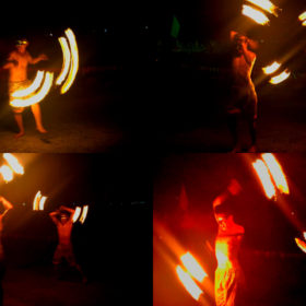 Palawud Resto Grill & Bar - Dinner and Fire Dance Show | Mea in Bacolod