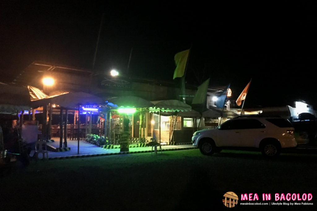 Palawud Restaurant On The Outside | Mea in Bacolod