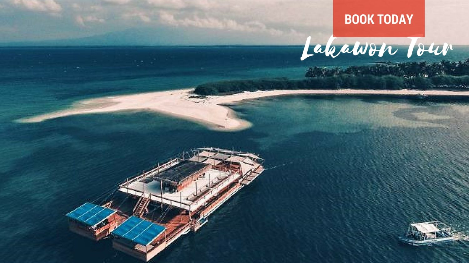 How to Travel to Lakawon Island