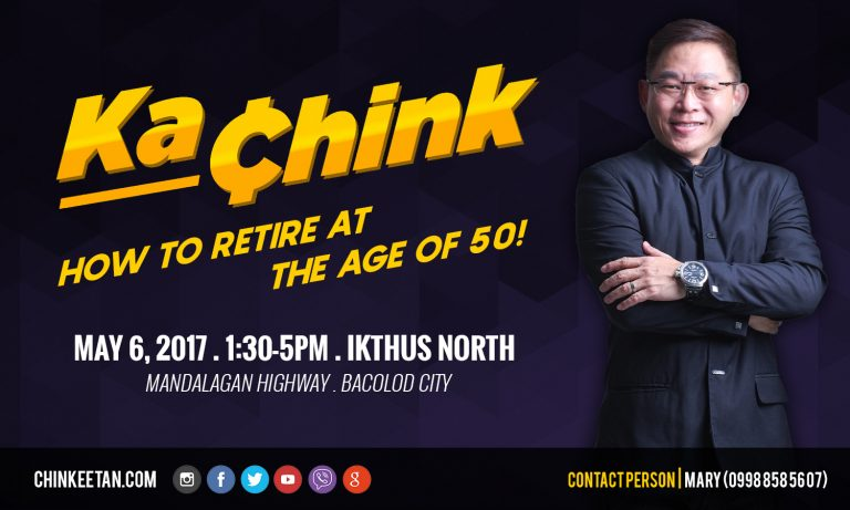 Chinkee Tan Bacolod Event | Mea in Bacolod