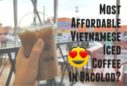 Highlands Vietnamese Coffee in Bacolod | Mea in Bacolod