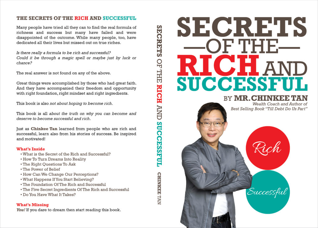 Secrets of the Rich and Successful | Mea in Bacolod