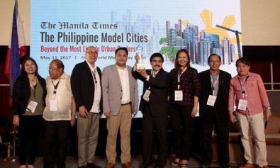 Bacolod City Officials on Stage | Mea in Bacolod