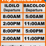 Fast Cat Schedules | Mea in Bacolod