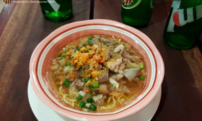 Netong's Original La Paz Batchoy in Iloilo | Mea in Bacolod