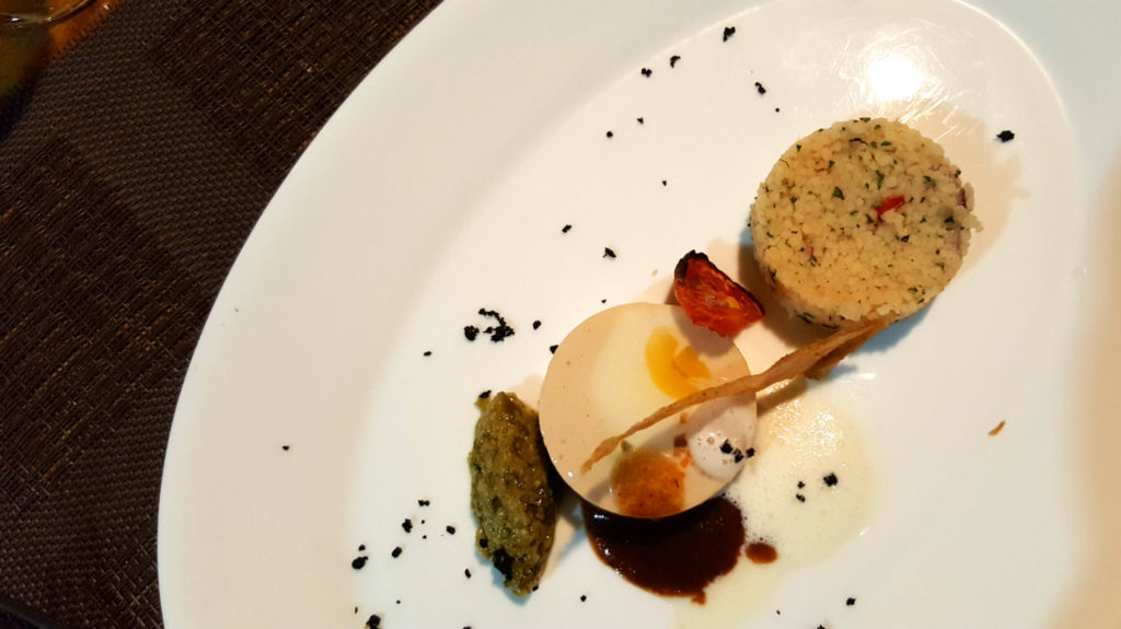 Fine Dining with Bacolod Academy for Culinary Arts | Mea in Bacolod