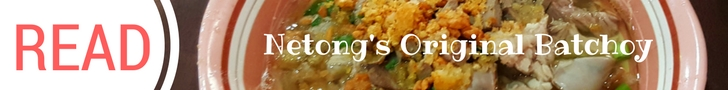 Read About Netongs Original Batchoy | Mea in Bacolod