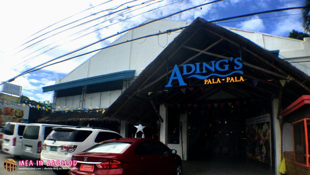 Ading's Pala-Pala Bacolod Location | Mea in Bacolod