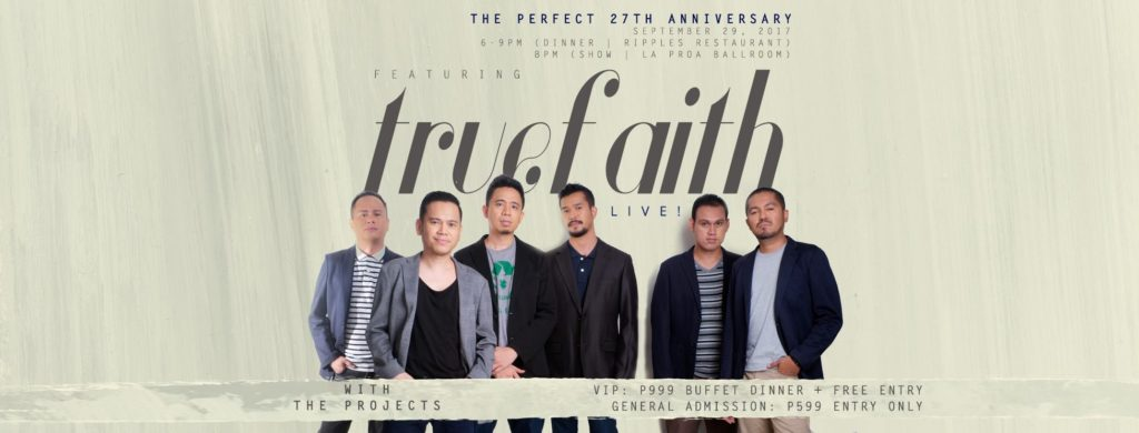 True Faith Love in Bacolod - Event Details | Mea in Bacolod