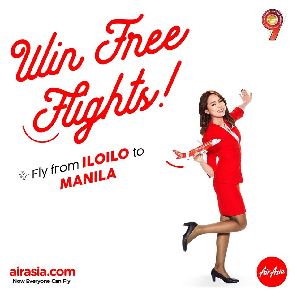 FLY TO MANILA FOR FREE | Mea in Bacolod