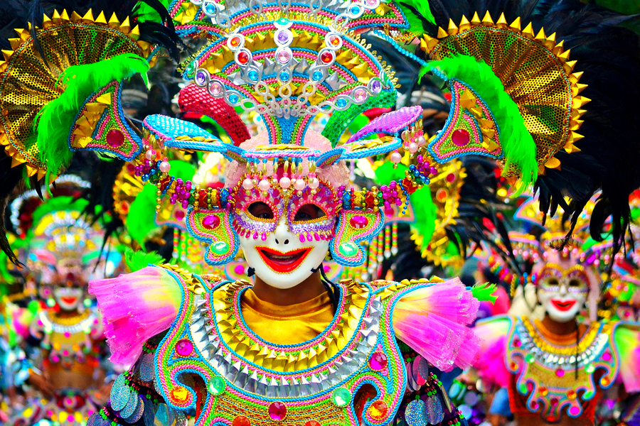 Masskara Festival 2017 & October Events | Mea in Bacolod