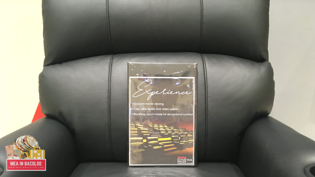 Movie Theater With Recliners - Bacolod City - Mea in Bacolod