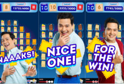 Everything You Need To Know About The Magic Crackers App - John Lloyd Cruz | Mea in Bacolod