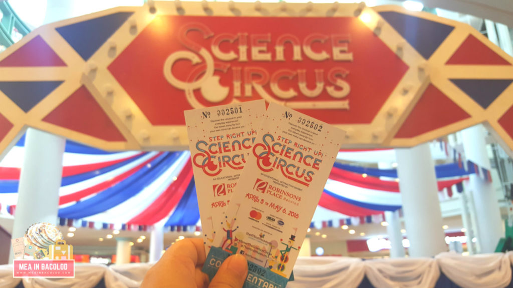 Family Weekend Adventures - The Science Circus   Mea in Bacolod