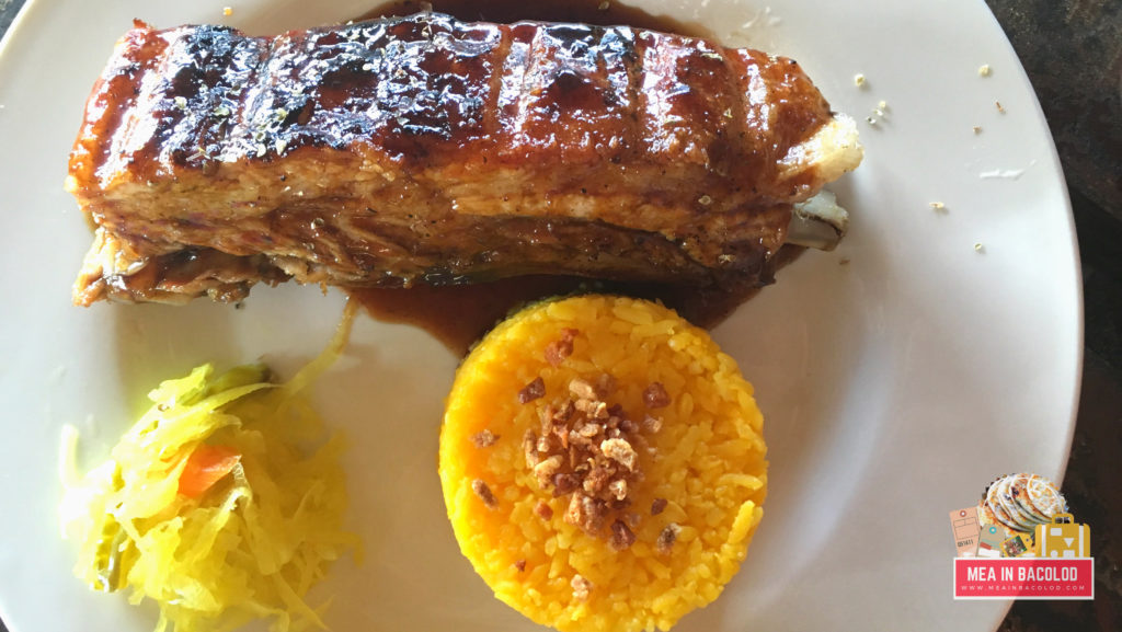 Byrons Backribs Bacolod - Mea in Bacolod