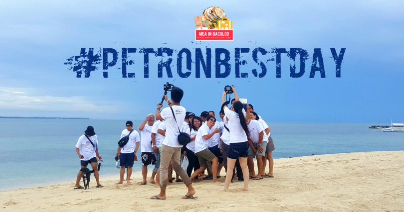 Petron Best Day: Running Around Negros Occidental With Mea in Bacolod