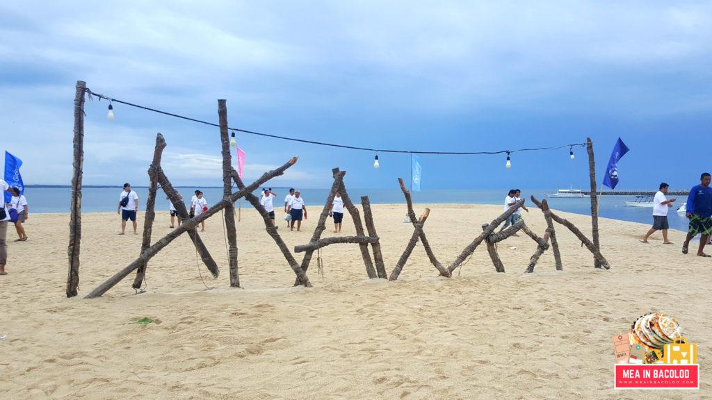 Petron Best Day: Stop 1 - Lakawon Island, Cadiz Viejo