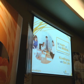 How To Live Brighter As A SunLife Advisor - Mea in Bacolod