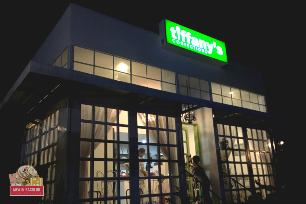Tiffany's Confections Bacolod: The Place | Mea in Bacolod