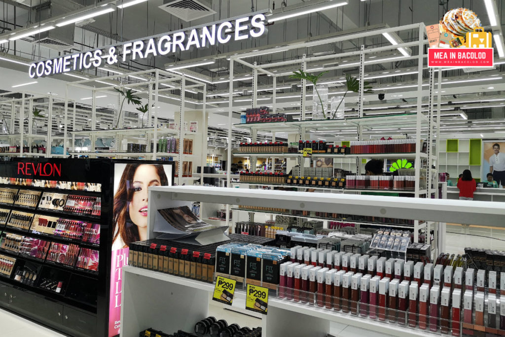 Metro Department Store Bacolod   Cosmetics & Fragrance