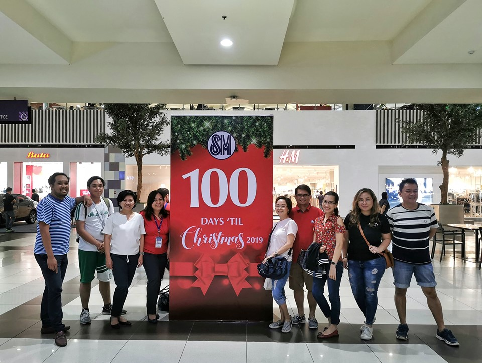 100 Days until Christmas Day | Mea in Bacolod