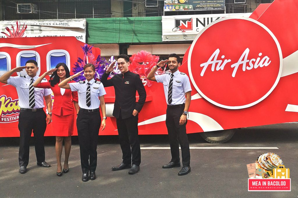 Air Asia in Bacolod | Mea in Bacolod 2-Day Itinerary