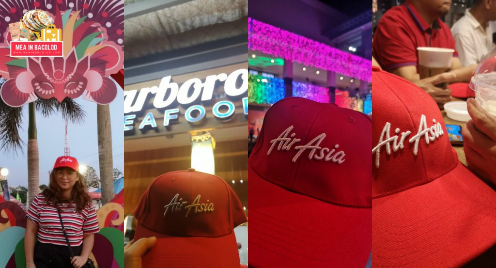 Day 1 Itinerary - Air Asia Bacolod
