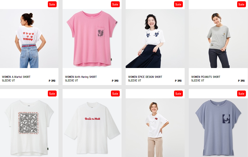 Great Deals from Uniqlo PH