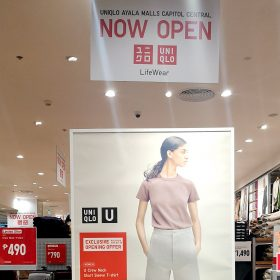 Uniqlo PH - Bacolod City - Mea in Bacolod