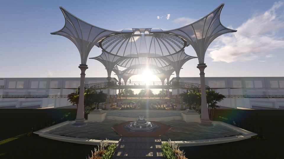Christ the Redeemer Columbarium Complex - Teresa Development Corporation - Mea in Bacolod