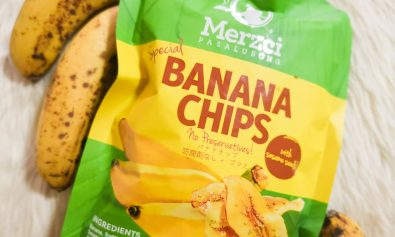 Merzci Special Banan Chips - Bacolod Banana Chips | Mea in Bacolod