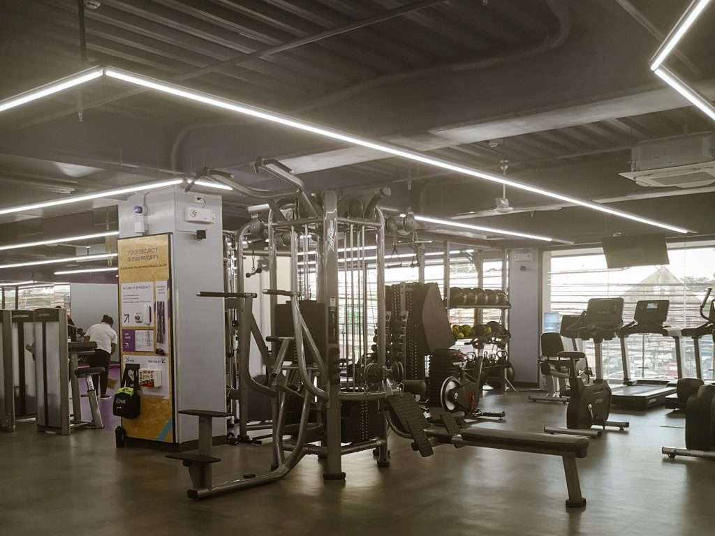 Anytime Fitness PH Lacson Bacolod