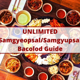Unlimited Samgyeopsal Bacolod Samgyupsal 2020 | Mea in Bacolod