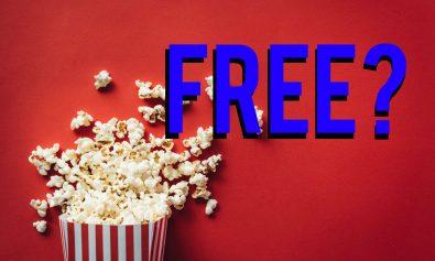International Popcorn Day at SM City Bacolod Cinema