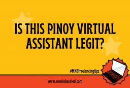Filipino Virtual Assistant | Mea in Bacolod