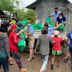 SM Group Spreads Christmas Cheer through Kalinga Donation Drive | Mea in Bacolod